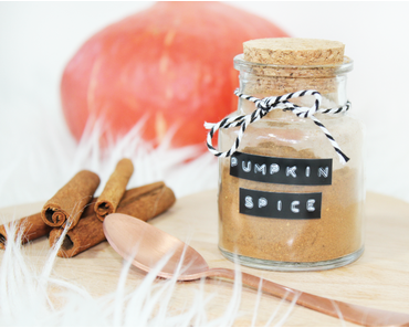 Pumpkin Cookies & Pumpkin Spice Latte in der Mugtail Tasse