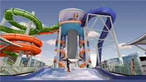 Liberty of the Seas bald mit luxuriösen Kabinen, neuen Restaurants und erstmals Boomerang-Rutsche