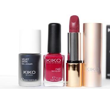 ♥ KIKO MINI BEAUTY HAUL ♥