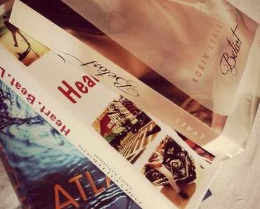 [New Books] Wunderschöne Bücher *-*