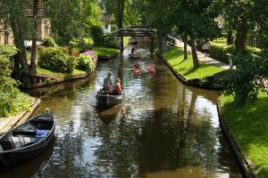 Das holländische Dorf ohne Straßen: Giethoorn