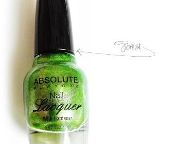 Forest - Absolute New York Nail Laquer
