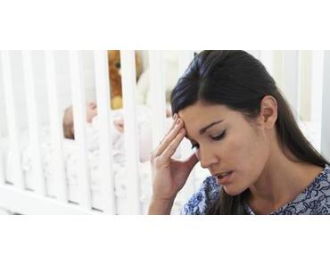 Postpartale Depression: seelischer Abgrund statt Glück mit dem Baby