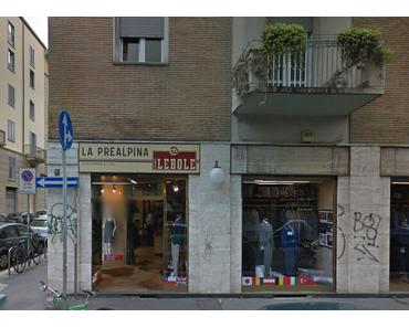 La Prealpina in Mailand.