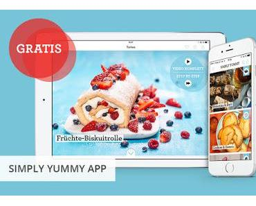 Simply Yummy -  Backapp mit Videotutorials
