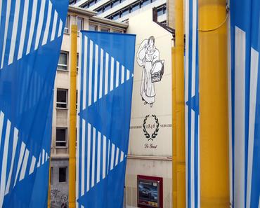 Brüssel Impressionen: Street Art