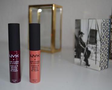 Review: NYX Soft Matte Lip Cream