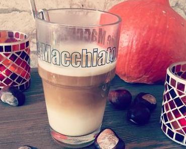 |Rezept| Pumpkin Spice Latte