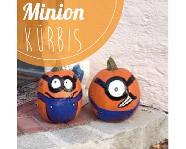 DIY Minion-Kürbis