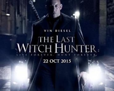 Review: THE LAST WITCH HUNTER - Vin Diesel versucht sich als Hexenjäger