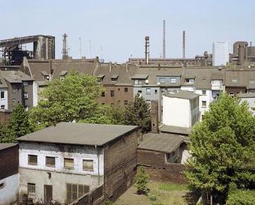 Wandel und Abriss in Duisburg-Bruckhausen