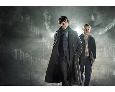 """Sherlock Holmes so frisch und frech wie noch nie zuvor - """"Sherlock Staffel 1 bis 3"""" im Schuber erhältlich"""