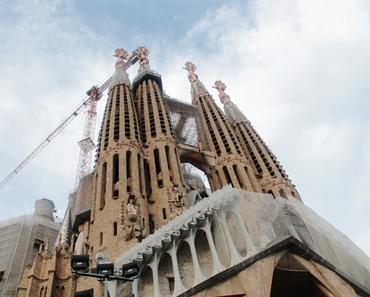 {Barcelona} La Sagrada Familia