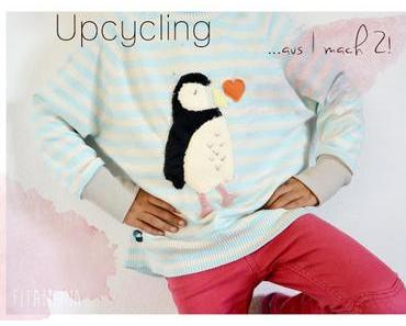 Upcycling: aus 1 mach 2