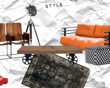 Kann man das Flair eines Ortes mit einer Interior-Collage einfangen ?