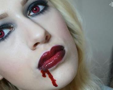 Vampire - Halloween Tutorial