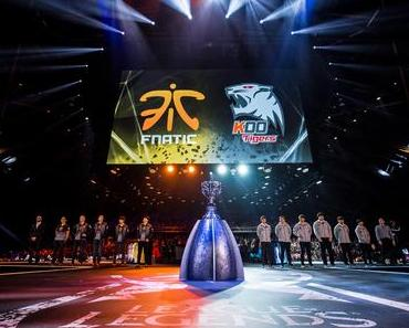 League of Legends Halbfinale – Europa scheidet aus