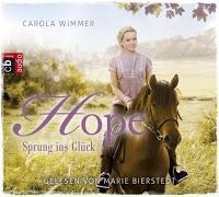 [Rezension] Hope — Sprung ins Glück (Carola Wimmer)