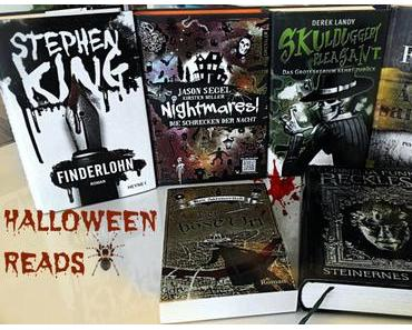  Leseliste  Halloween Reads 2015