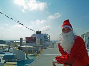 Sonnige Weihnachten an Bord: Mit AIDA Schiffen unter Palmen ins neue Jahr