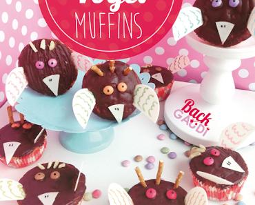 Vogel Muffins (Bananen-Schoko-Muffins)