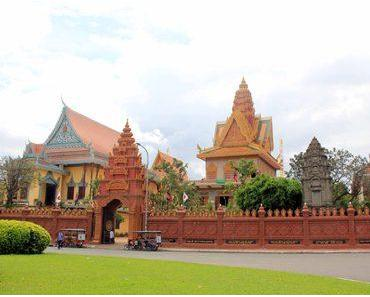 10 unvergessliche Reiseerlebnisse in Phnom Penh
