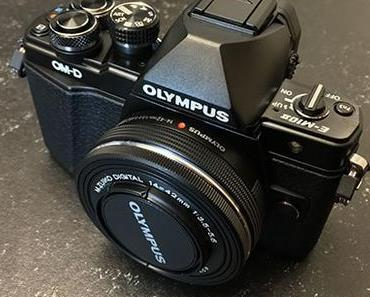 Neuer Review-Kandidat: Olympus OM-D E-M10 Mk II