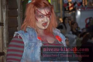 Das Halloween Horror Fest im Movie Park Germany