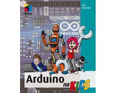 Buchrezension: Arduino für Kids