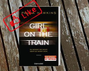 Girl On The Train – ein Bestseller von Paula Hawkins