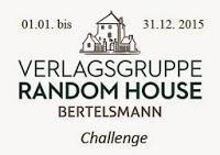 [Random House Challenge 2015] 10. Monat - Lesefortschritt