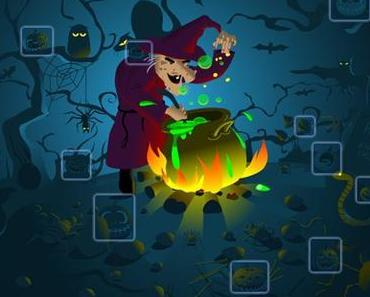 Halloween Suchbild