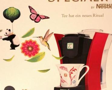 Special.T by Nestlé: Tee-Revolution oder technische Spielerei?