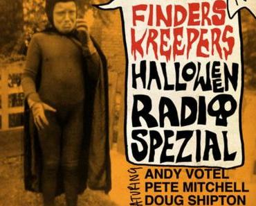 Finders Keepers Radio Show // Halloween Special // free podcast