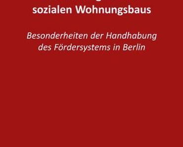 Berli: Fünf Zeilen gegen die Spekulation im Sozialen Wohnungsbau
