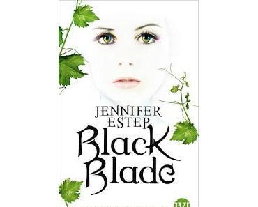 [Rezension] Black Blade, Bd. 1: Das eisige Feuer der Magie - Jennifer Estep