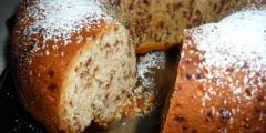 Amaretto-Napfkuchen mit Xylit