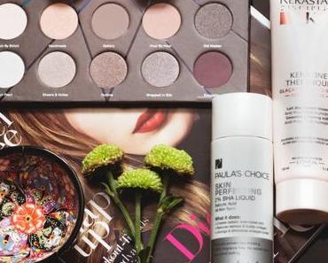 Beauty Newcomer Oktober: Paula's Choice, Essie, Kérastase & Zoeva