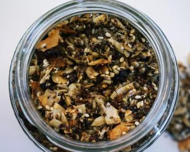 Frühstücksschüsserl mit Granola