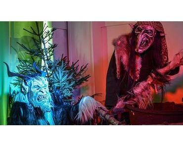 2. Krampus- und Perchtenmaskenausstellung in Mariazell