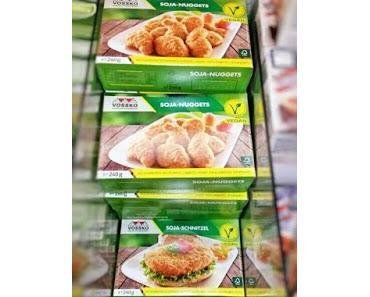 vegane Produkte bei Netto