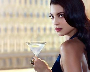 Martinis mixen wie James Bond