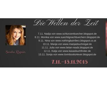 {Blogtour-Ankündigung} Die Wellen der Zeit