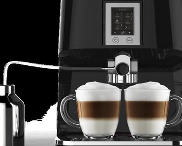2 Milchschaumgetränke gleichzeitig bei dem Krups 2in1 Touch EA8808 Kaffeevollautomat kein Problem