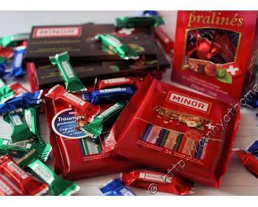 Minor Schokolade aus der Schweiz