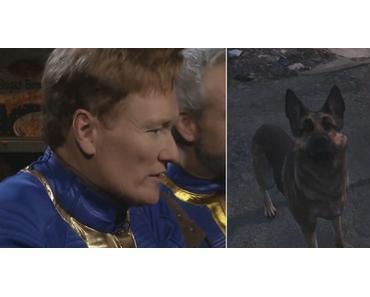 Conan O'Brien zockt 'Fallout 4'