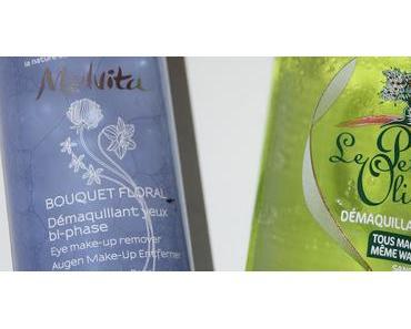 Französische Schönheiten: Make-up-Entferner von Melvita und Le Petit Olivier
