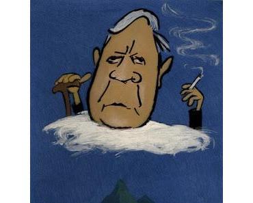Helmut Schmidt ist tot - eine Polemik