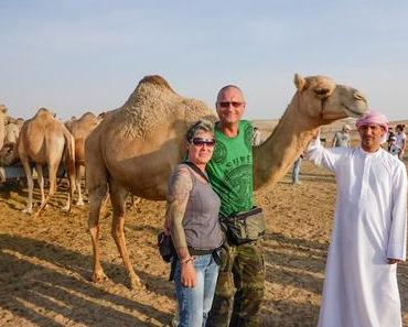 Abu Dhabi – Half Day Desert Safari