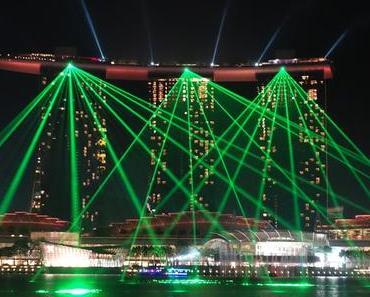 Mein Trip nach Singapur. Irgendwas zwischen Luxus und Filmkulisse.